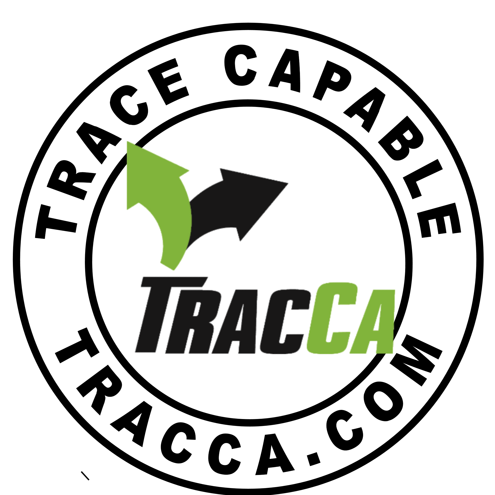 The Tracca Seal; this is Trace-Capable